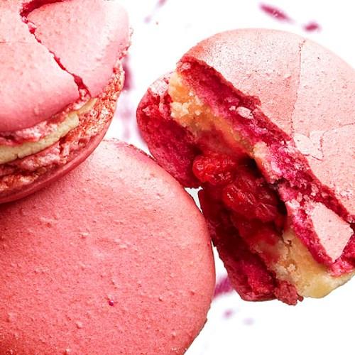 Bespoke macaron flavour development with Pierre Hermé