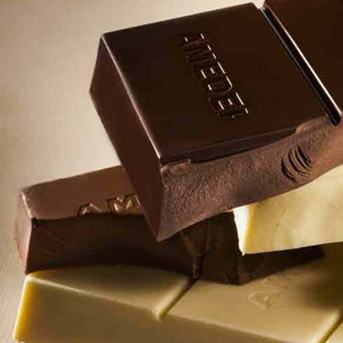 Two night amedei chocolate break with Michelin star dining for two in Florence