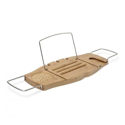 Aquala Bathtub caddy, 71 x 22 x 4cm, natural