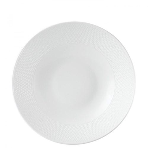 Gio Pasta bowl, 25cm, white/ bone china