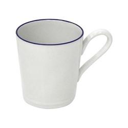 Beja Set of 6 mugs, 35cl, white