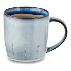 Dakara Ceramic handled mug, grey