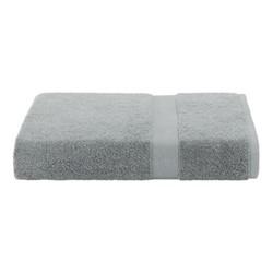 Organic Cotton Eden Bath towel, 69 x 137cm, blue shadow