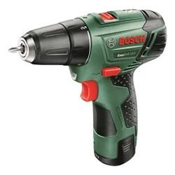 EasyDrill 12-2 Cordless drill 12v, 22 x 28 x 6.5cm, green