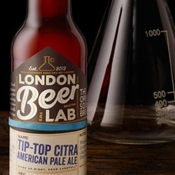 Beer making workshop for three at the London Beer Lab