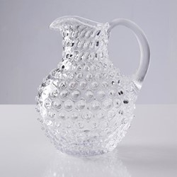 Bobble Jug, 2 litre, clear