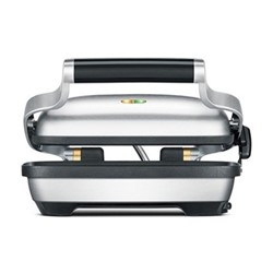 The Perfect Press Sandwich Maker, brushed stainless steel