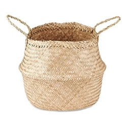 Ekuri Medium basket, H40 x D35cm, natural