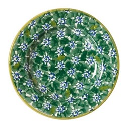 Lawn Tiny plate, D13cm, green
