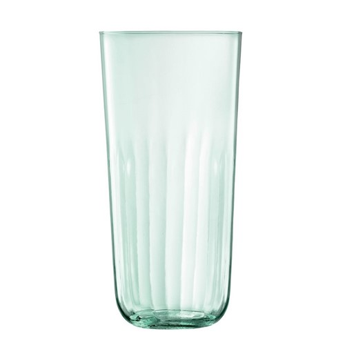 Mia Vase Recycled Part Optic 31cm, Clear