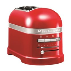 Artisan 2 slot toaster, empire red