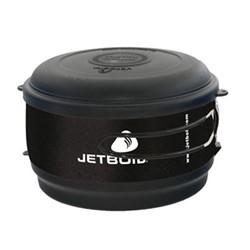 FluxRing Cooking pot, 1.5 litre, black