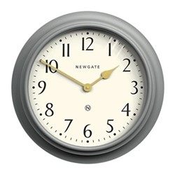 Westhampton Wall clock, Dia50cm, silicone