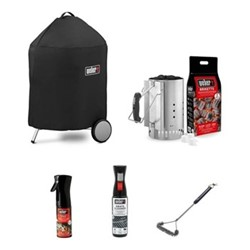 Master-Touch Premium charcoal starter pack