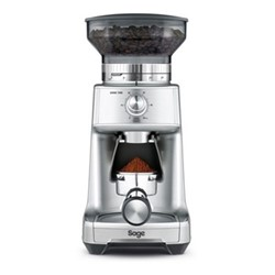 The Dose Control Pro Coffee grinder, stainless steel