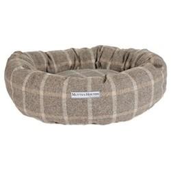 Donut bed, Large, slate