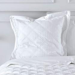 Millennia 1200Tc Cushion, 45 x 45cm, snow