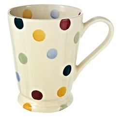 Polka Dot Cocoa mug, 55cl