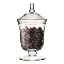 Serve Bonbon jar, 25.5cm, clear