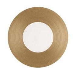 Hemisphere Dinner plate, Dia27cm, copper metallic