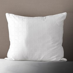 Soft and Light Breathable - Medium Large square pillow, 65 x 65cm, white
