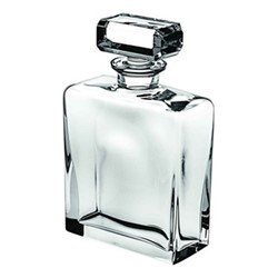 Savile Whisky decanter, H23cm