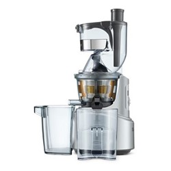 The Big Squeeze Juicer, H45 x W21 x D23cm, silver