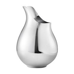 Ilse Vase medium, stainless steel
