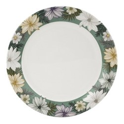 Atrium Platter, 33cm, green