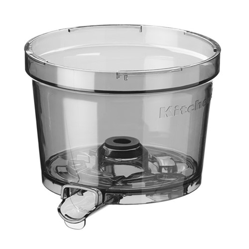Juicer and sauce attachment for mixer
