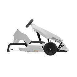 Go cart kit for Ninebot (Ninebot not included), white