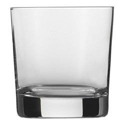 Basic Bar Set of 6 whisky tumblers, 356ml, crystal clear