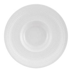 Utopia Soup plate, 27 x 6cm, white