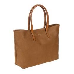 Life Shopper bag, W37 x H30 x D14cm, camel