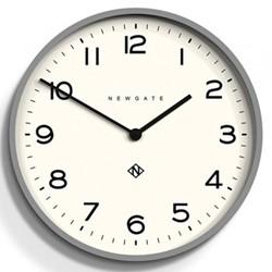 Echo Number One Wall clock, Dia53cm, posh grey
