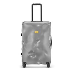 Robust Large suitcase, H79 x W50cm, silver