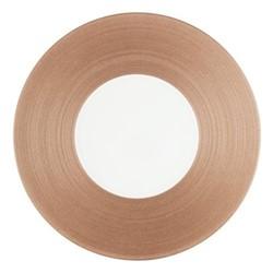 Hemisphere Charger plate, Dia32cm, pink metallic