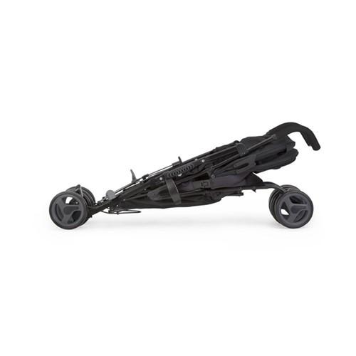 Nitro LX Stroller, H108 x W48 x D84cm, Two Tone Black