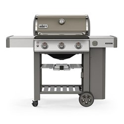 Genesis II  Gas barbecue - E-310 GBS, H120 x W145 x D74cm, smoke grey