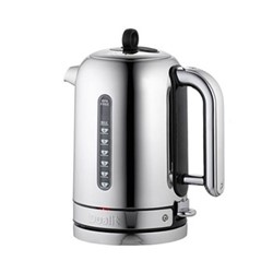 Classic Kettle, 1.7 litre, polished stainless steel