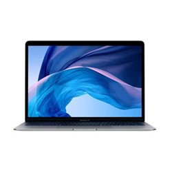 "MacBook air with retina display (2019) 128 GB SSD, 13.3"", space grey"