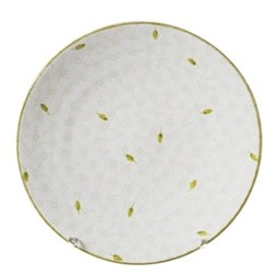 Lawn Everyday plate, D23.5cm, white