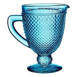 Bicos Pitcher, H20.5cm - 1 litre, blue