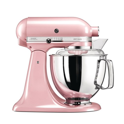 Artisan Stand mixer, 4.8 litre, silk pink