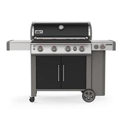 Genesis II  Gas barbecue - EP-435 GBS, H120 x W165 x D74cm, black