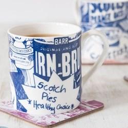 Scottish Breakfast Mug, 8.5 x 9cm