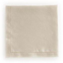 Florence Pair of napkins, 45 x 45cm, cream
