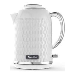 Curve - VKT117 Jug kettle, 1.7 litres, chrome white