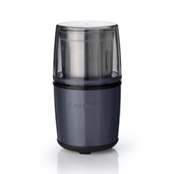 Electric spice and nut mill, 200W, midnight grey