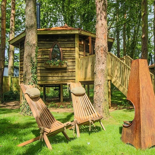 Forest Hideaway overnight stay, weekend - high season